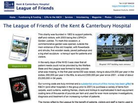 Kent and Canterbury Hospital League of Friends